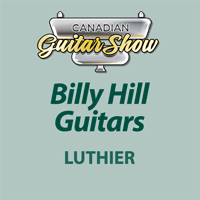 Billy Hill Guitars